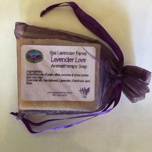 Lavender Love Soap